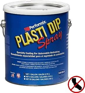 Plasti Dip Gallon White Sprayable 10107S