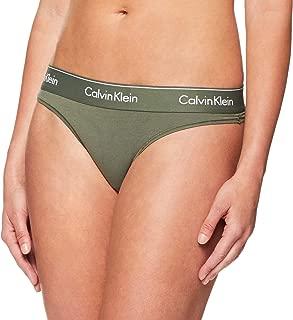 Calvin Klein Women's Modern Cotton Thong