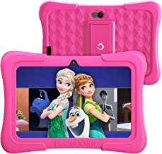 Dragon Touch KidzPad Y88X Kids Tablet with 32GB ROM, Kidoz Pre Installed with Disney Contents7 inch IPS HD Display, Androi...
