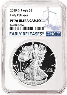 silver eagle pr70