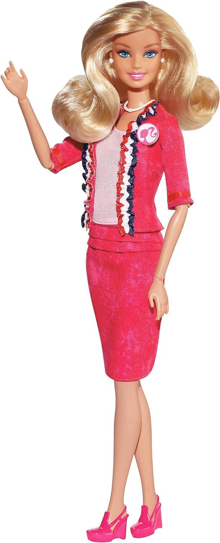 bajo precio Mattel X5323 X5323 X5323 - Barbie, Diseño de presidenta  Venta en línea de descuento de fábrica