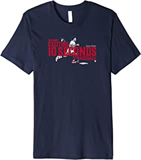 Officially Licensed Ozzie Albies Premium Shirt - 10 Seconds