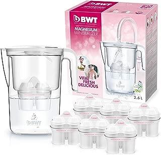 BWT Vida Manual – Jarra filtradora de agua con magnesio +