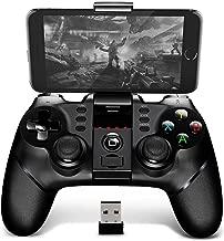 BINDEN ÍPega PG-9076 Control Inalámbrico para Smartphone, PS3, Tablet, Emulador, Windows, Función Turbo, 12 Horas de Juego