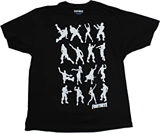 Fortnite Dance Dance Black Graphic T-Shirt