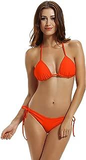 Best bikini orange neon Reviews