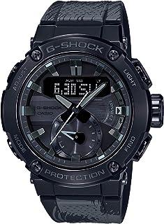 [カシオ] 腕時計 ジーショック G-STEEL Bluetooth 搭載ソーラー カーボンコアガード構造『Formless』太極 GST-B200TJ-1AJR メンズ マルチ