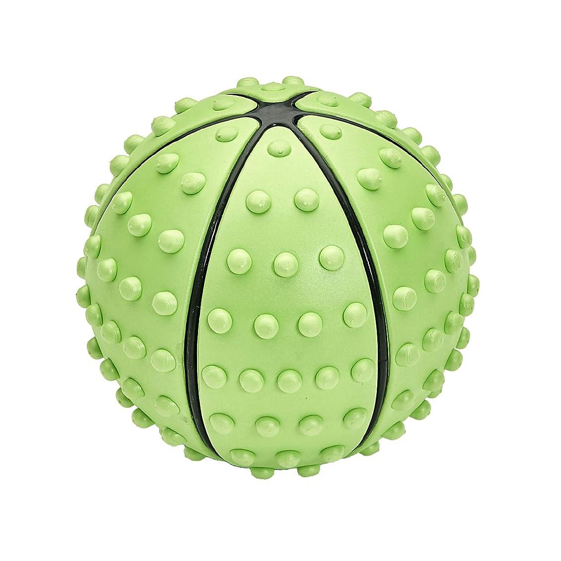 郡大学生一回IRONMAN CLUB(鉄人倶楽部) 指圧 ストレッチ ボール KW-900 リフレッシュ トレーニング こりほぐし
