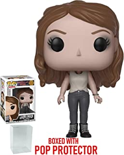 Funko Pop! TV: American Gods - Lauren Moon Vinyl Figure (Bundled with Pop Box Protector Case)