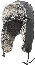 1RedPlace Heat Edge Mens Winter Warm Trapper Hat for Men