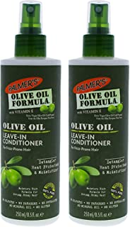Palmers Olive Oil Leave-In Conditioner - Pack of 2-8.5 oz Conditioner