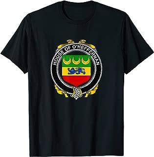 O'Heffernan Coat of Arms - Family Crest T-Shirt