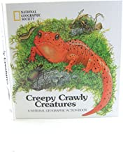 Creepy Crawly Creatures (A National Geographic Action Book)