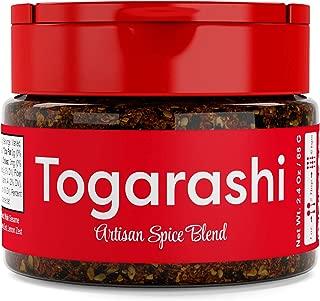 USIMPLYSEASON ASIAN SPICE (Togarashi, 2.4 Ounce (Pack of 1))