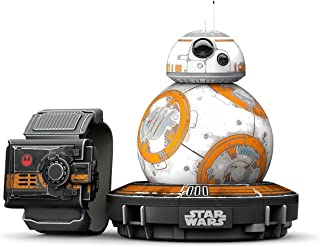 App controlled Toys Orbotix Orbotix BB-8 by Sphero Special Edition With Force Band or-r001srw