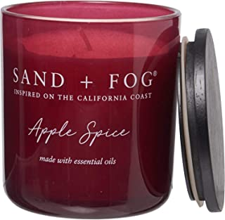 Sand + Fog Apple Spice Candle - 12 oz.
