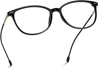 WearMe Pro Premium Elegant Blue Light Glasses Cat Eye Oval Frame Design For Women