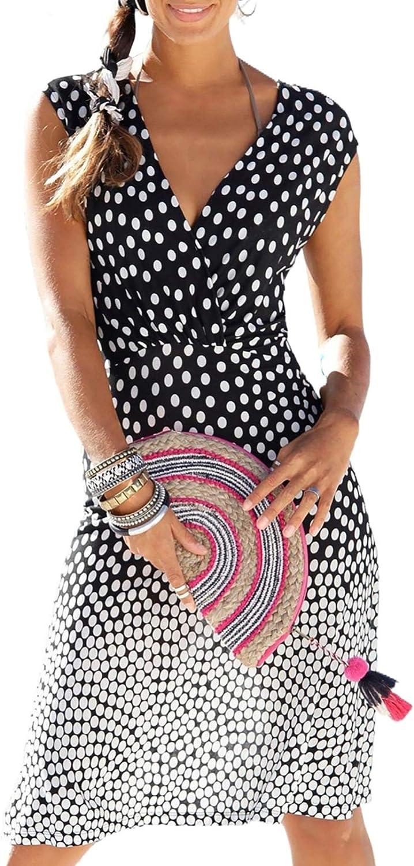 Paitluc Womens Dress Boho Dress Brown Dress Maxi Dress Summer Dresses Sundress Women