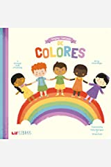 Singing - Cantando De Colores: A Bilingual Book of Harmony (English and Spanish Edition) Board book