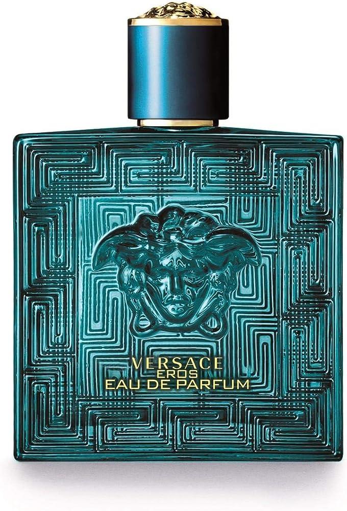 Versace eros eau de parfum, 100 ml uomo VERVE740110