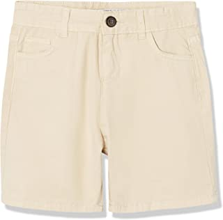 Marca Amazon - RED WAGON Pantalones Cortos Chino para Niños