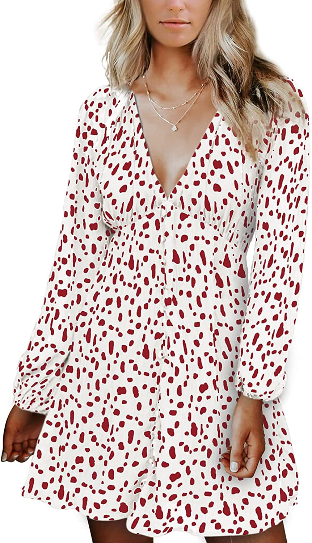 Paitluc Lace Swiss Dot Midi Max 57% OFF Women for Dress Sleeve High quality Ruffle