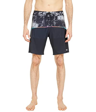 Billabong Fifty50 Airlite Plus 19 Boardshorts (Stealth) Men