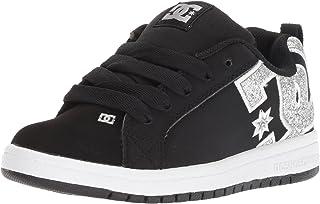 DC Kids Youth Court Graffik Skate Shoes