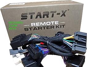 Start-X Remote Starter Kit for F-150 11-14 ▓ F-250 11-16 ▓ F-350 11-16 ▓ F-450 11-16 ▓ F-550 11-16 ▓ Focus 12-15 ▓ C-MAX 13-18 ▓ Edge 11-14 ▓ Escape 13-16 ▓ Expedition 15–17 ▓ Explorer 11-15