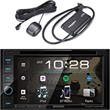 """$293 » Kenwood Double-DIN USB Bluetooth DVD Player Multimedia AM/FM Stereo Radio Receiver w/ 6.2"""" WVGA Clear Resistive Touch Pane..."""