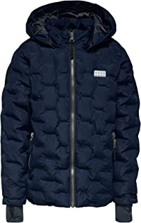 LEGO Wear Kids & Baby Waterproof & Windproof Snow/Ski Jacket with Chin Guard Protector and Reflective Detail