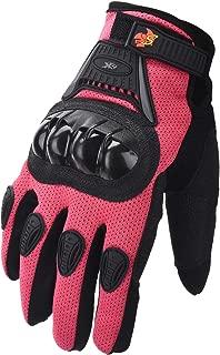Best pink dirt bike gloves Reviews