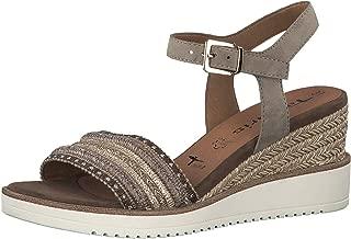 Suchergebnis auf für: Tamaris Sandaletten braun