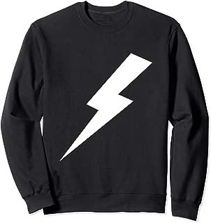 Best sweatshirt lightning bolt Reviews