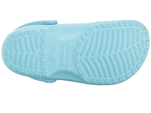 Zueco Crocs clásico Ice Blue Zueco Ice clásico Zueco clásico Blue Crocs Crocs HnqIrxHE