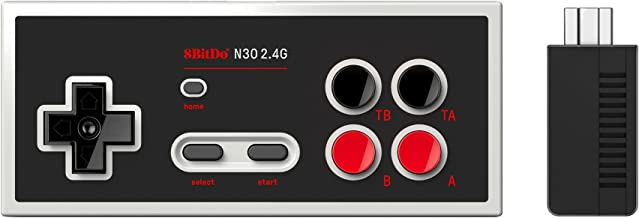 N30 2.4G Wireless Gamepad for NES Classic Edition – NES