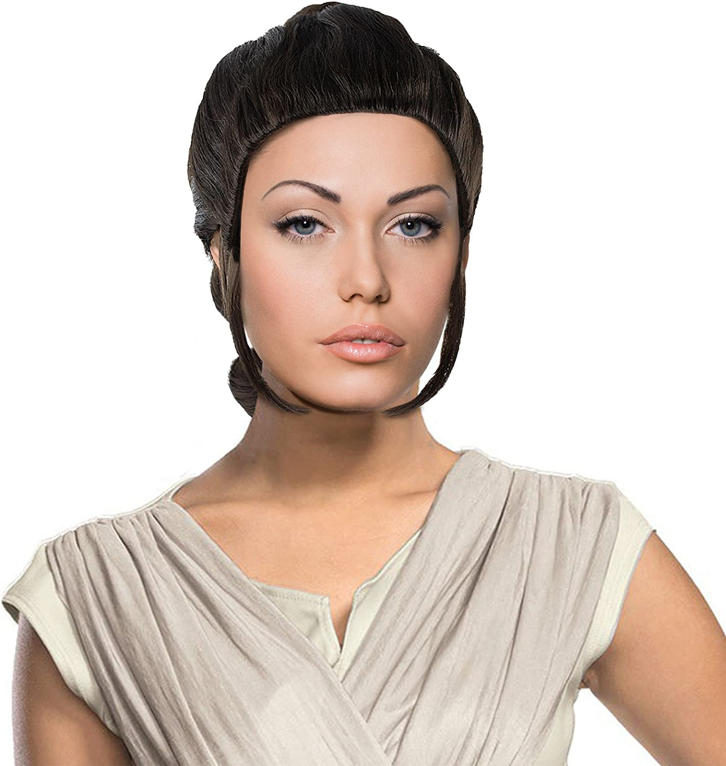 Solaris Women's Triple Bun All items Super special price in the store Wig Cosplay for Halloween Costu Theme