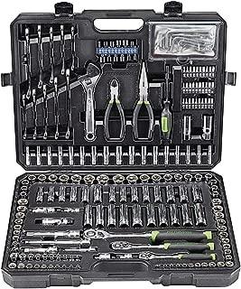 PITTSBURGH 225 Pc Mechanic's Tool Kit