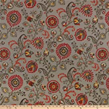 Swavelle/Mill Creek Cotton Duck Basics Sonrisa Pepper, Fabric by the Yard