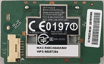 LG 50LN5600-UI WiFI Module Wireless LAN Card WN8122E1 141812220005J EAT61813801
