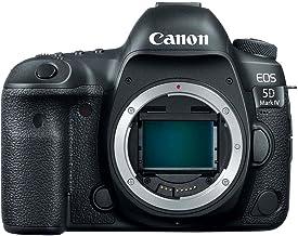 كانون اي او اس 5D Mark IV عدسة 24-70mm F/4L - عدسة 30.4 ميجابيكسل، كاميرا دي اس ال ار، اسود
