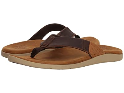 Reef Cushion J-Bay (Brown/Brown) Men