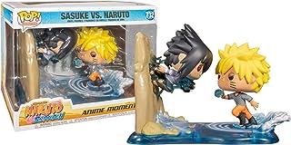 Funko Pop! Naruto Shippuden Naruto Vs Sasuke Exclusive Anime Moments