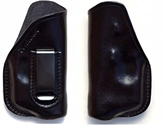 Leather IWB Holster for Sig P238 with ArmaLaser TR8 by Turtlecreek Products