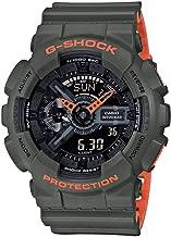 Casio G-Shock GA-110LN Analog-Digital Men's Watch (Green)