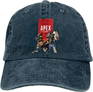 12f3f45fae07f Feeling Unique Apex-Legends-Becoming-A-Champion Vintage Jeans Baseball Cap  Classic