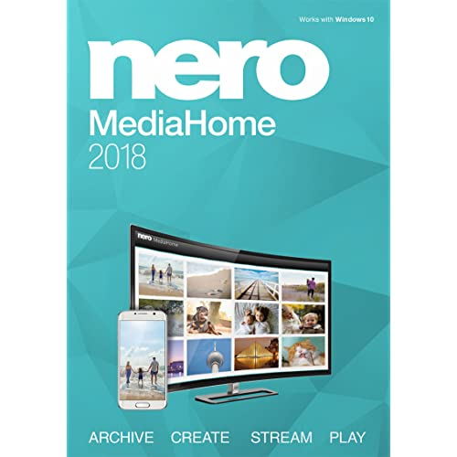 Nero MediaHome 2018 [Download]