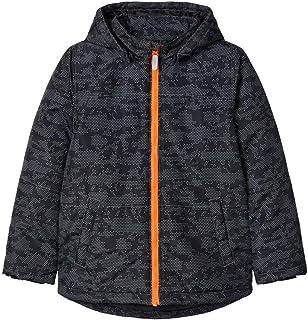 NAME IT Nkmmax Jacket Dot Camo Chaqueta Acolchada para Niños