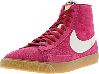 buy popular 76fd5 32193 Nike Women s Blazer Mid Suede Vintage High-Top Fashion Sneaker
