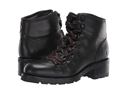 Frye Alta Hiker (Black) Women